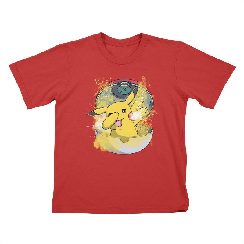 Go Out in Style Kids T-Shirt by Wiwitaek's Artist Shop