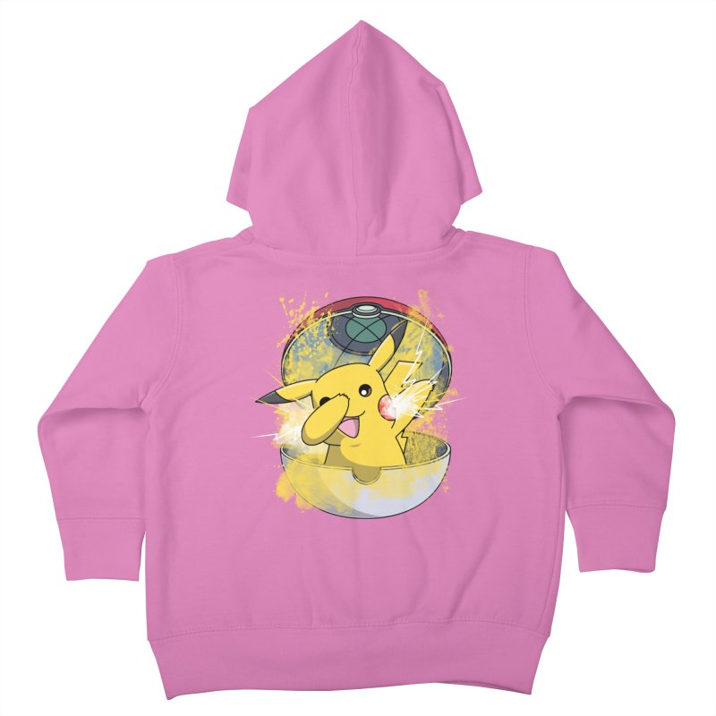 Go Out in Style Kids Toddler Zip-Up Hoody by Wiwitaek's Artist Shop