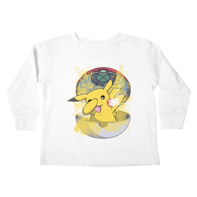 Go Out in Style Kids Toddler Longsleeve T-Shirt by Wiwitaek's Artist Shop