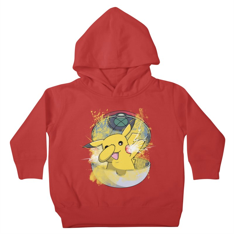 Go Out in Style Kids Toddler Pullover Hoody by Wiwitaek's Artist Shop