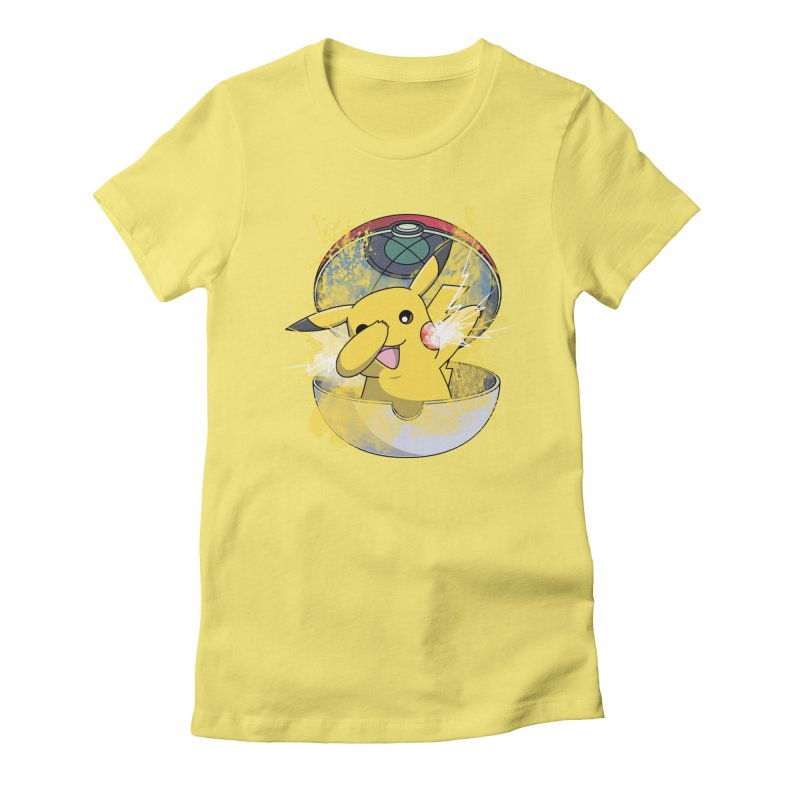 Go Out in Style Women's Fitted T-Shirt by Wiwitaek's Artist Shop