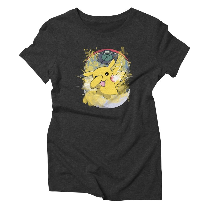 Go Out in Style Women's Triblend T-Shirt by Wiwitaek's Artist Shop