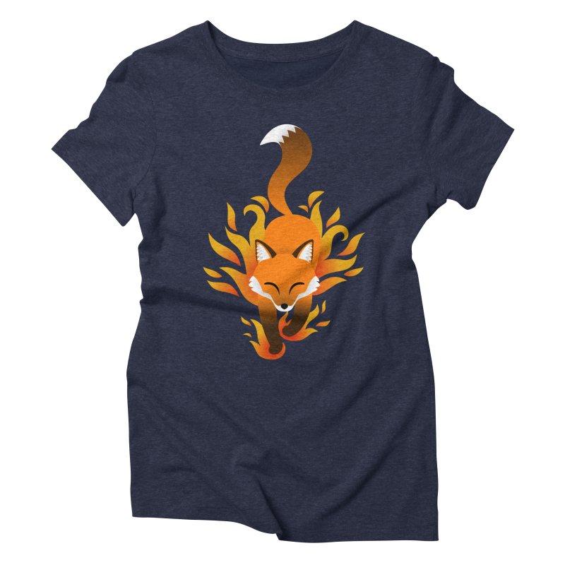 Fire Fox   by Designs by WoollyRex