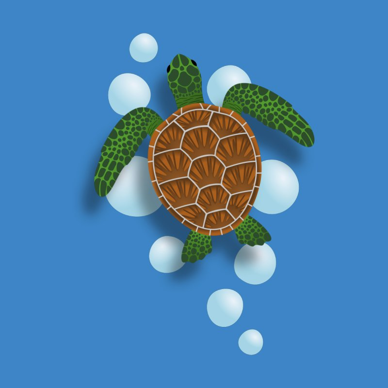 Sea Turtle by Designs by WoollyRex