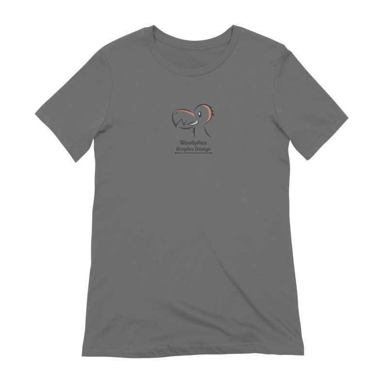 WoollyRex Women's Extra Soft T-Shirt by Designs by WoollyRex
