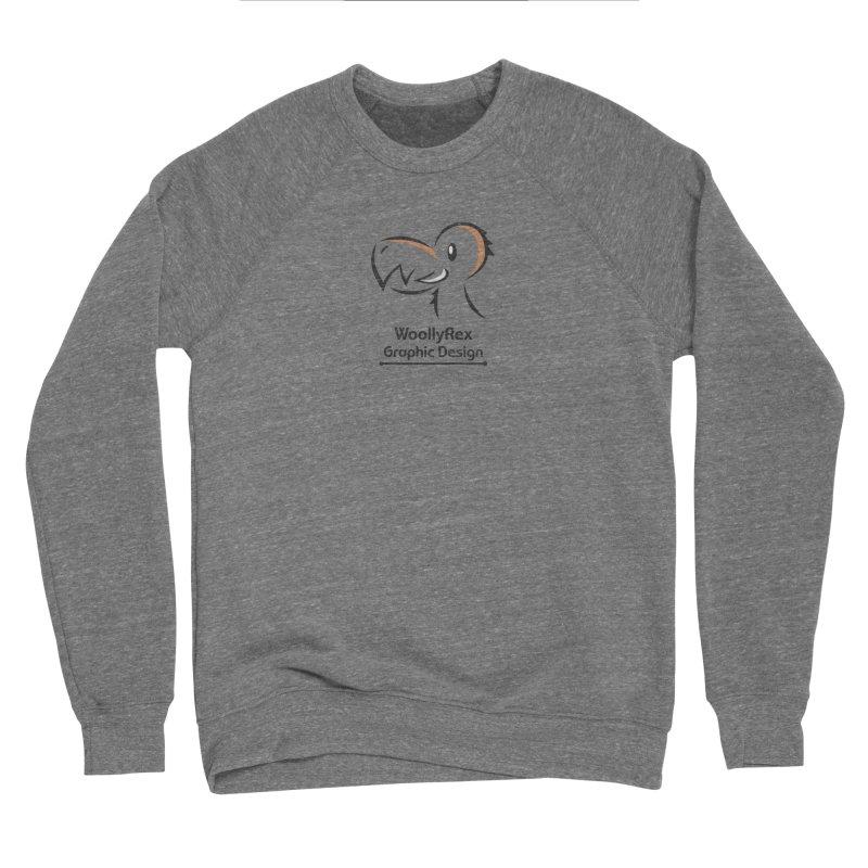 WoollyRex Women's Sponge Fleece Sweatshirt by Designs by WoollyRex
