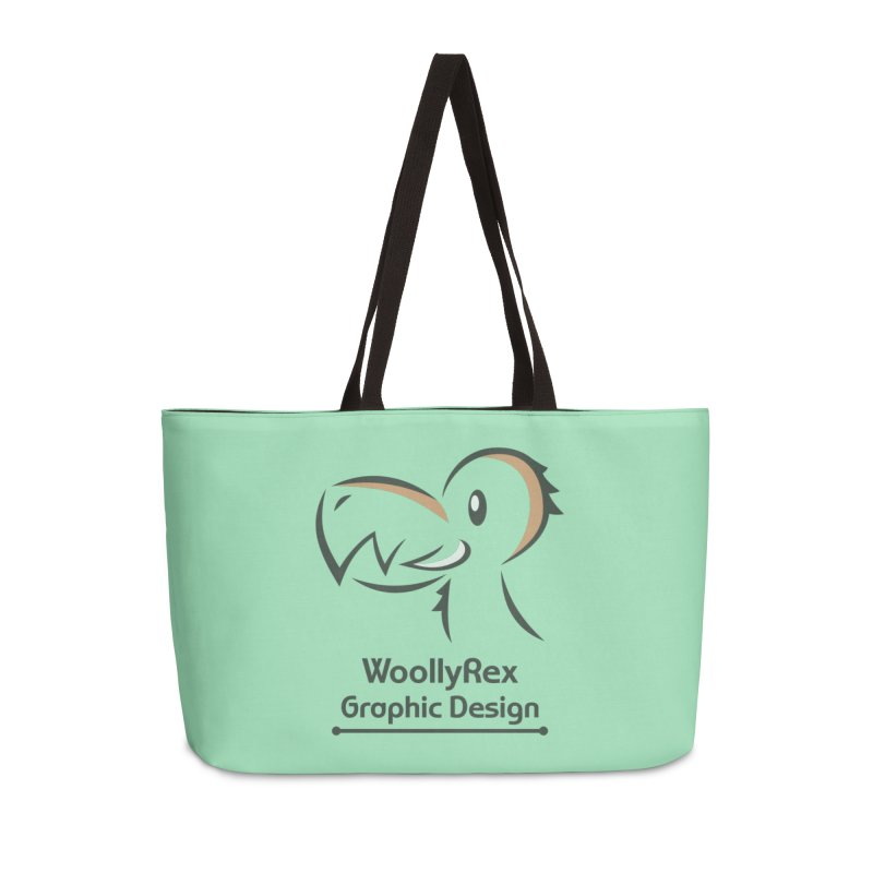 WoollyRex Accessories Weekender Bag Bag by Designs by WoollyRex