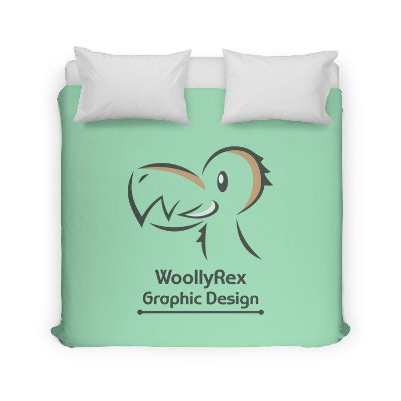 WoollyRex Home Duvet by Designs by WoollyRex