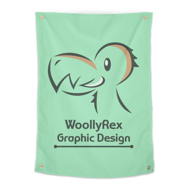 WoollyRex Home Tapestry by Designs by WoollyRex