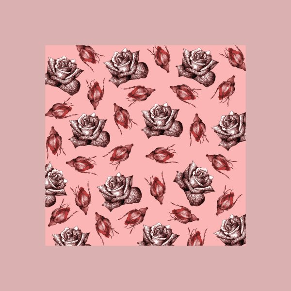 Design for Pretty in Pink Roses