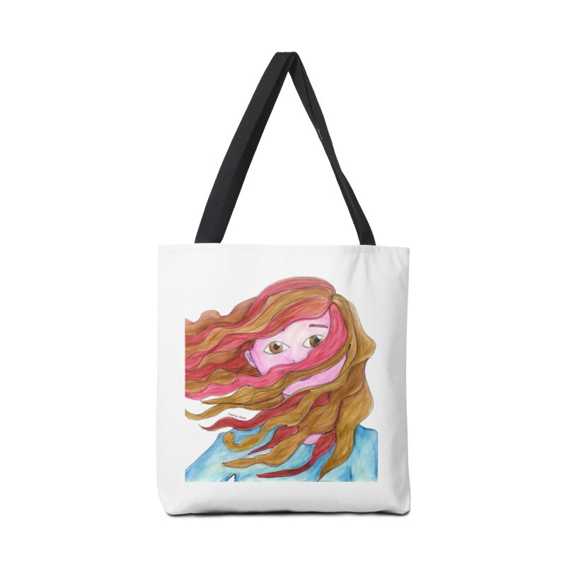 Windy hair Accessories Bag by Monera