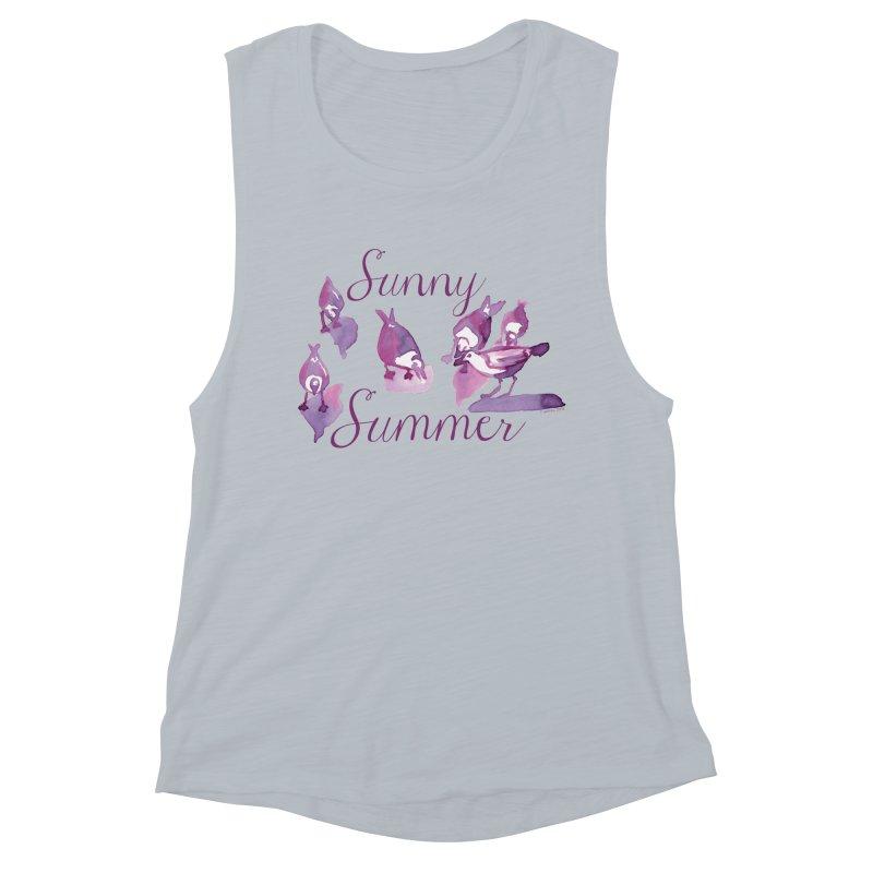 Sunny Summer Women's Tank by Monera