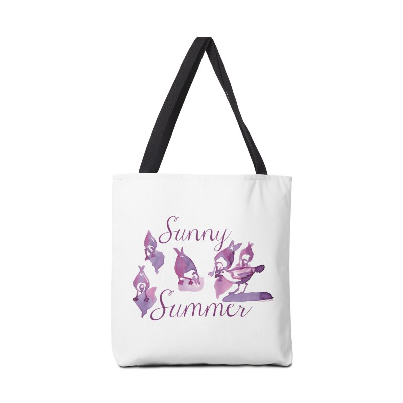 Sunny Summer Accessories Bag by Monera