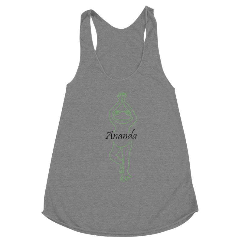 Women's None by Yoga Frog's Artist Shop