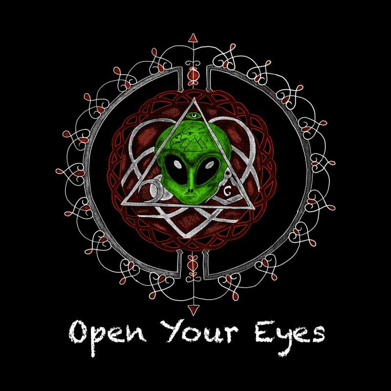 Open Your Eyes Tee by YoonekleeDesign's Artist Shop