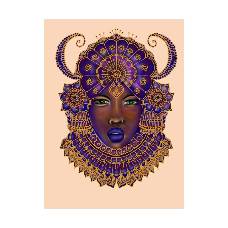 African Queen Digital Painting  by YoonekleeDesign's Artist Shop