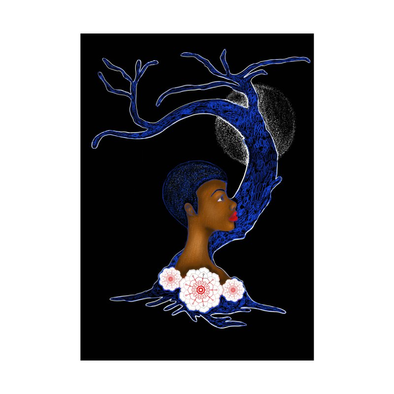 Tree Goddess None  by YoonekleeDesign's Artist Shop