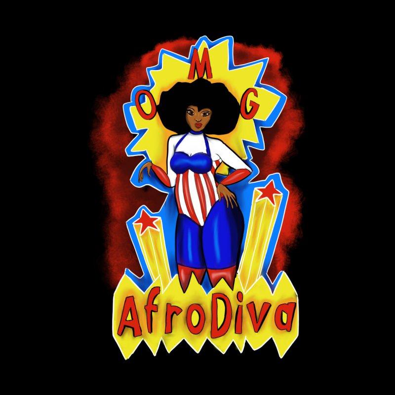 Afro Diva by YoonekleeDesign's Artist Shop