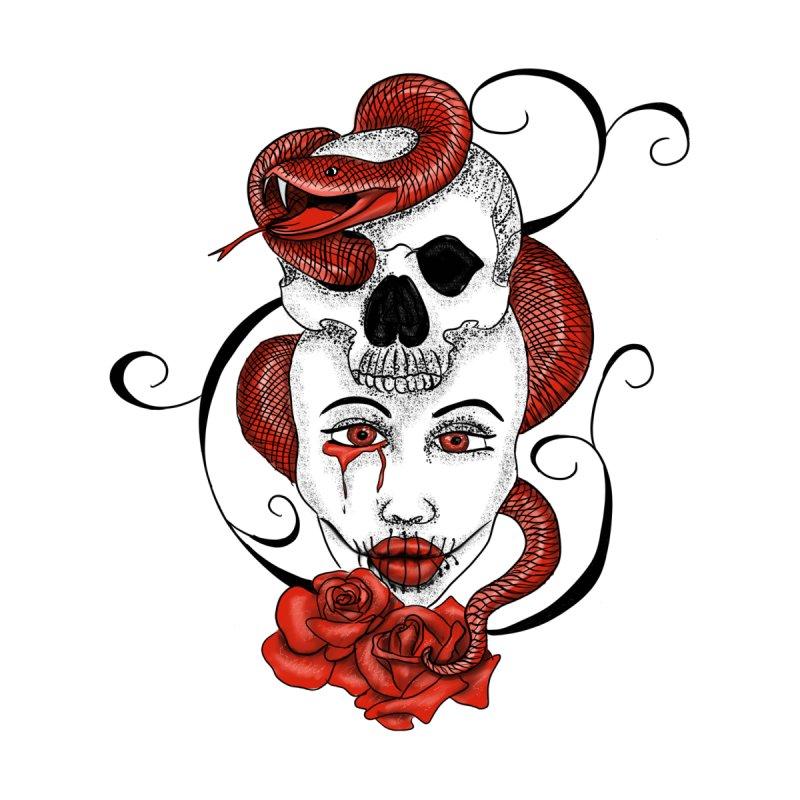 Skull Beauty  by YoonekleeDesign's Artist Shop