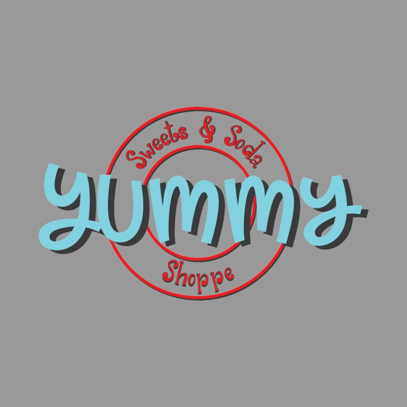 Yummy Sweets and Soda Shoppe Men's Pullover Hoody by Yummy Sweets and Soda Shoppe Merch!