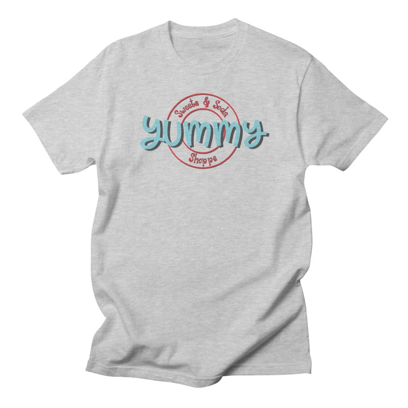 Men's None by Yummy Sweets and Soda Shoppe Merch!