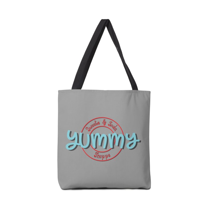 Yummy Sweets and Soda Shoppe Accessories Bag by Yummy Sweets and Soda Shoppe Merch!