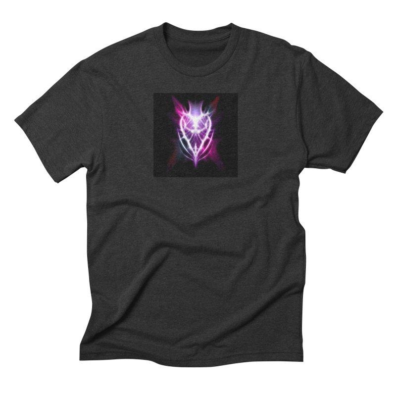 Heart O' the Wisp Men's Triblend T-shirt by Zaxiade's Shop
