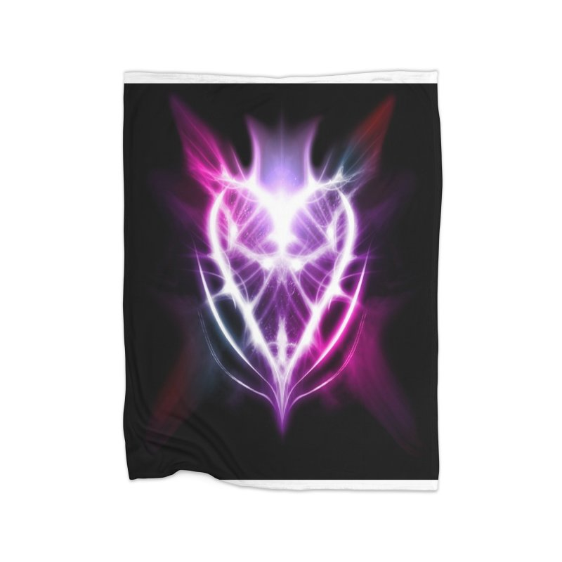 Heart O' the Wisp Home Blanket by Zaxiade's Shop
