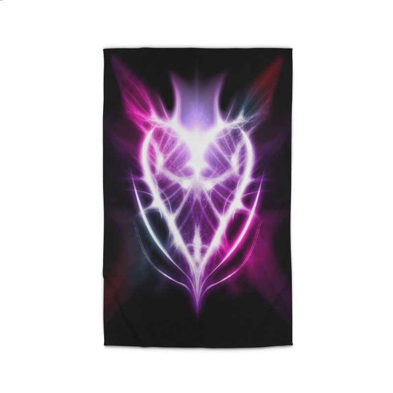 Heart O' the Wisp Home Rug by Zaxiade's Shop