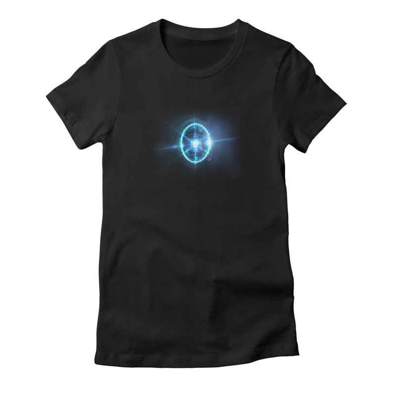 Fragmental Story Women's Fitted T-Shirt by Zaxiade's Shop