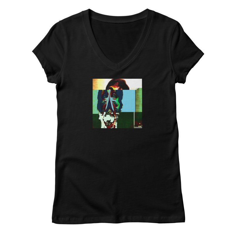ARRIVAL Women's V-Neck by Zaxiade's Shop