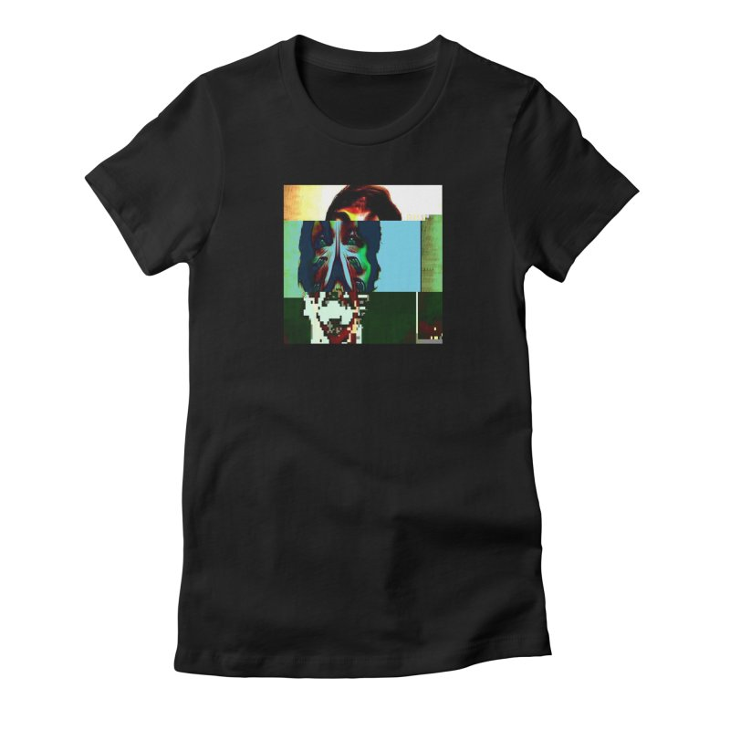 ARRIVAL Women's Fitted T-Shirt by Zaxiade's Shop