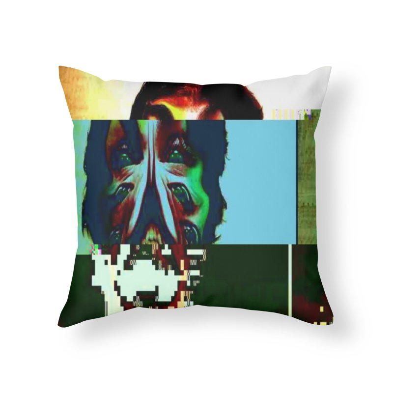 ARRIVAL Home Throw Pillow by Zaxiade's Shop