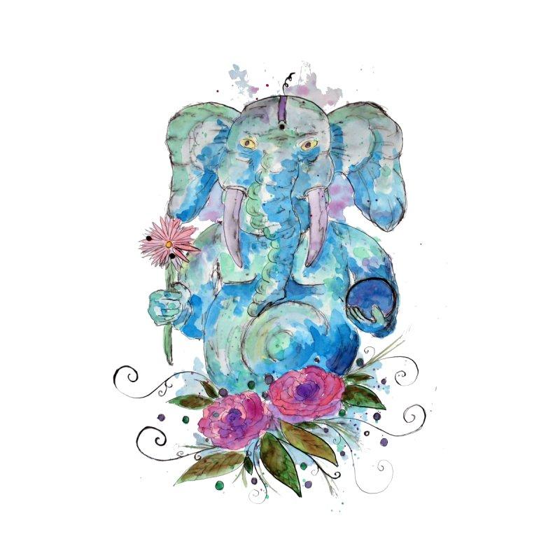 Young Hippie God by ZeichenbloQ's Artist Shop