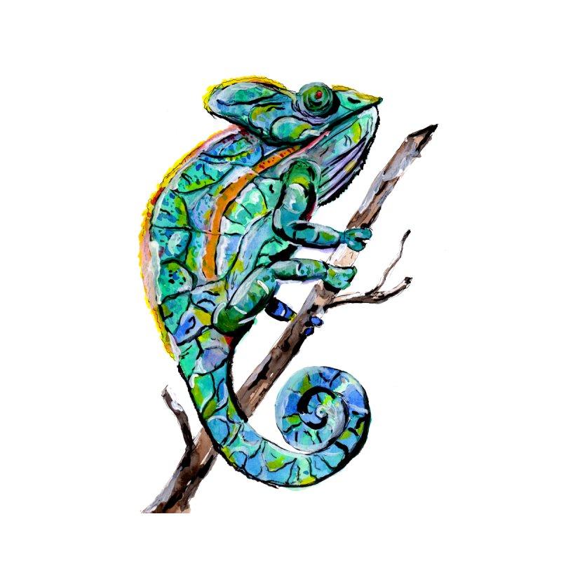 Magic Chameleon by ZeichenbloQ's Artist Shop