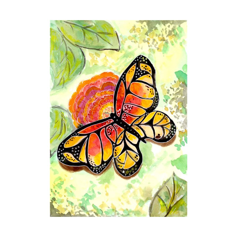 Butterfly and Flower by ZeichenbloQ's Artist Shop