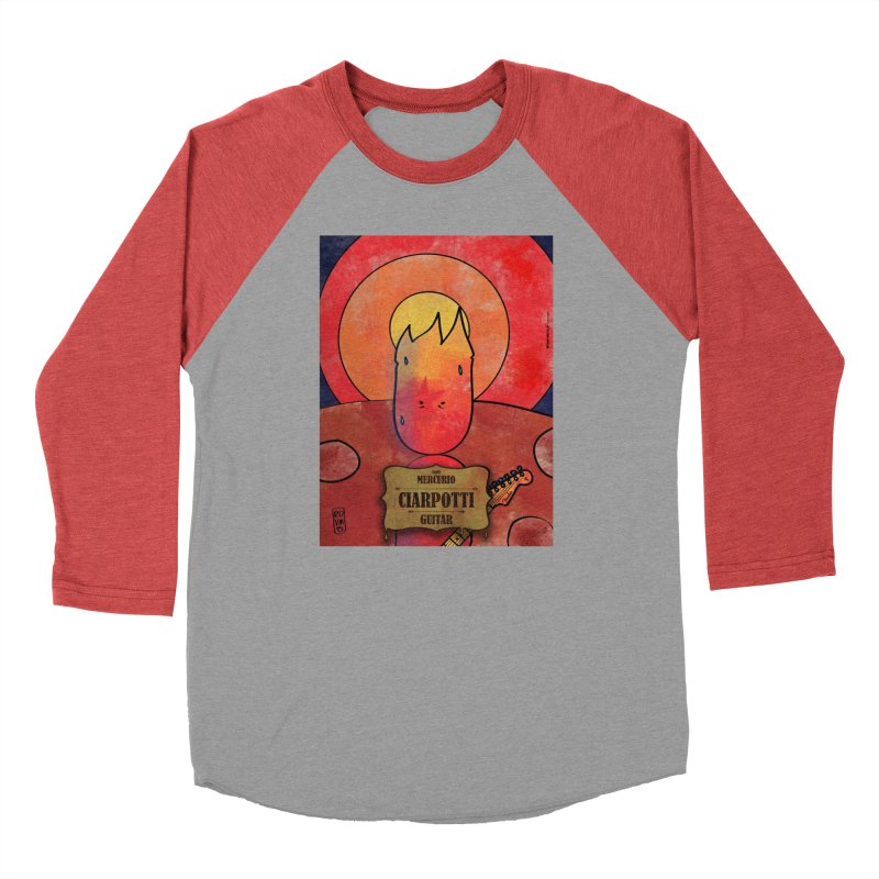 CIARPOTTI_GUITAR Men's Longsleeve T-Shirt by ZEROSTILE'S ARTIST SHOP