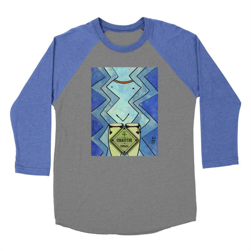 CIKKITTHI_Congas Men's Longsleeve T-Shirt by ZEROSTILE'S ARTIST SHOP