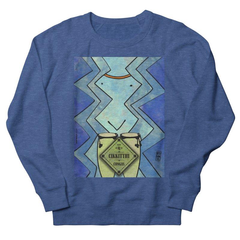 CIKKITTHI_Congas Men's Sweatshirt by ZEROSTILE'S ARTIST SHOP