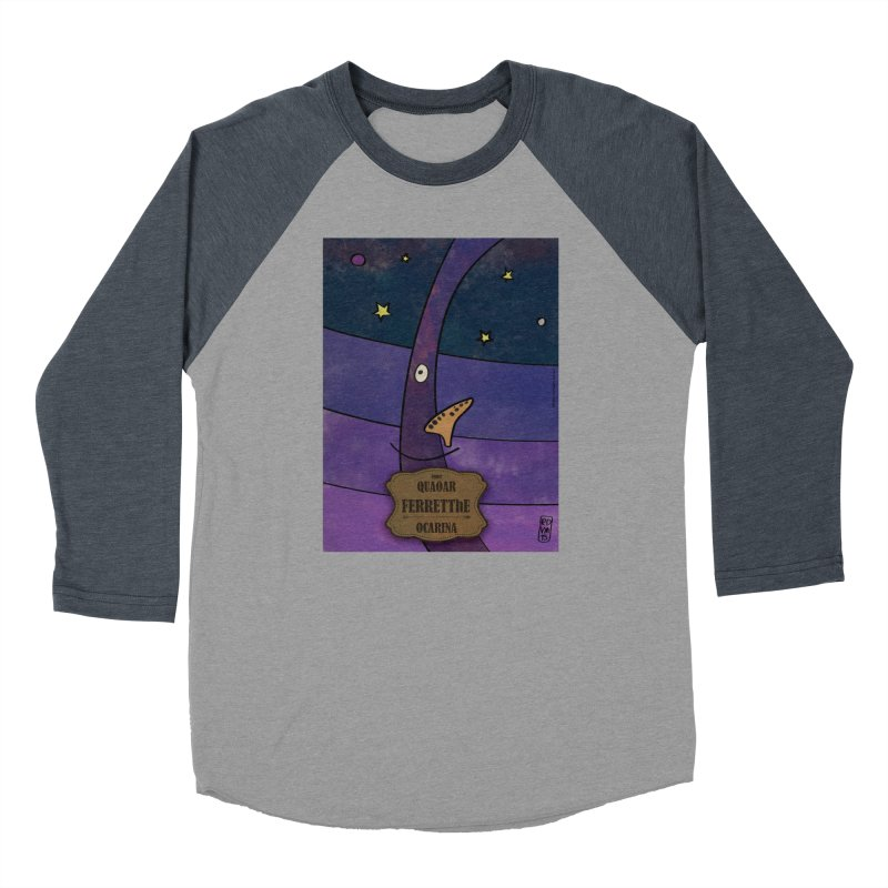 FERRETThE_Ocarina Men's Longsleeve T-Shirt by ZEROSTILE'S ARTIST SHOP