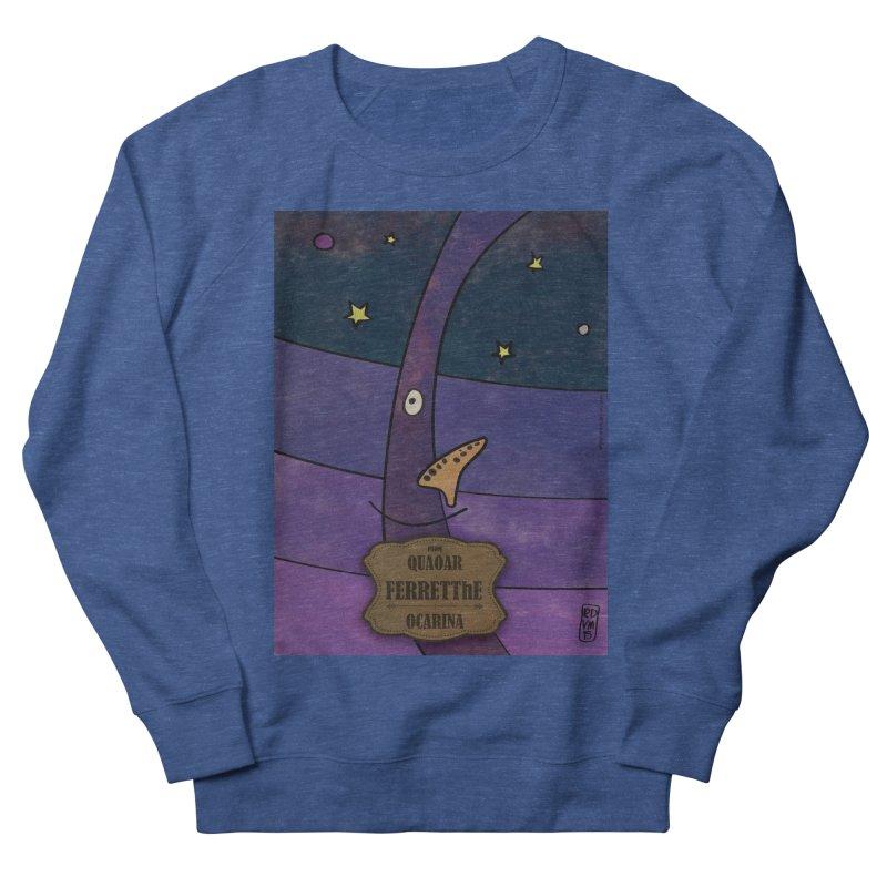 FERRETThE_Ocarina Men's Sweatshirt by ZEROSTILE'S ARTIST SHOP