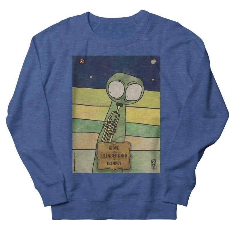 FILIMBERIDDO_Trumpet Men's Sweatshirt by ZEROSTILE'S ARTIST SHOP