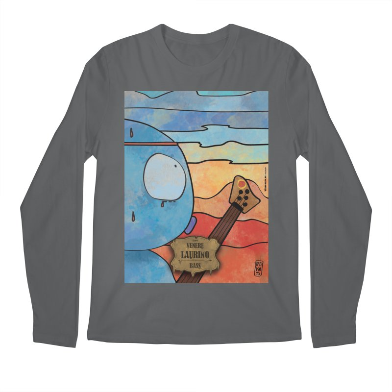 LAURINO_Bass Men's Longsleeve T-Shirt by ZEROSTILE'S ARTIST SHOP