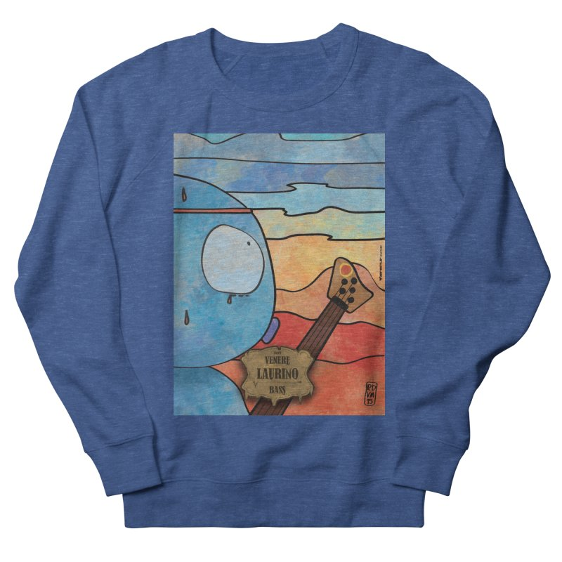 LAURINO_Bass Men's Sweatshirt by ZEROSTILE'S ARTIST SHOP