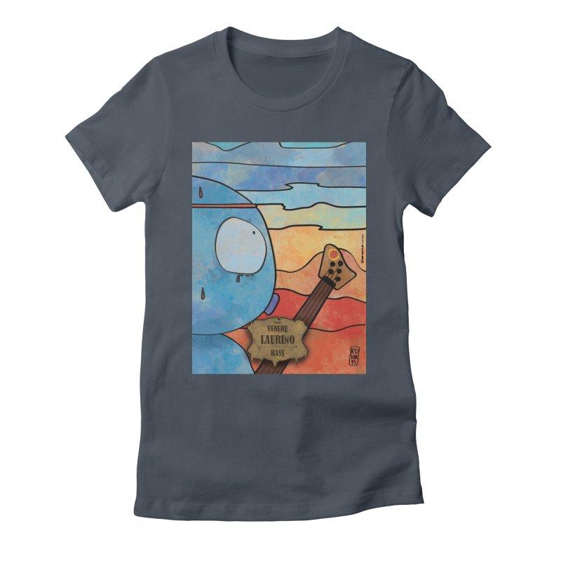 LAURINO_Bass Women's T-Shirt by ZEROSTILE'S ARTIST SHOP