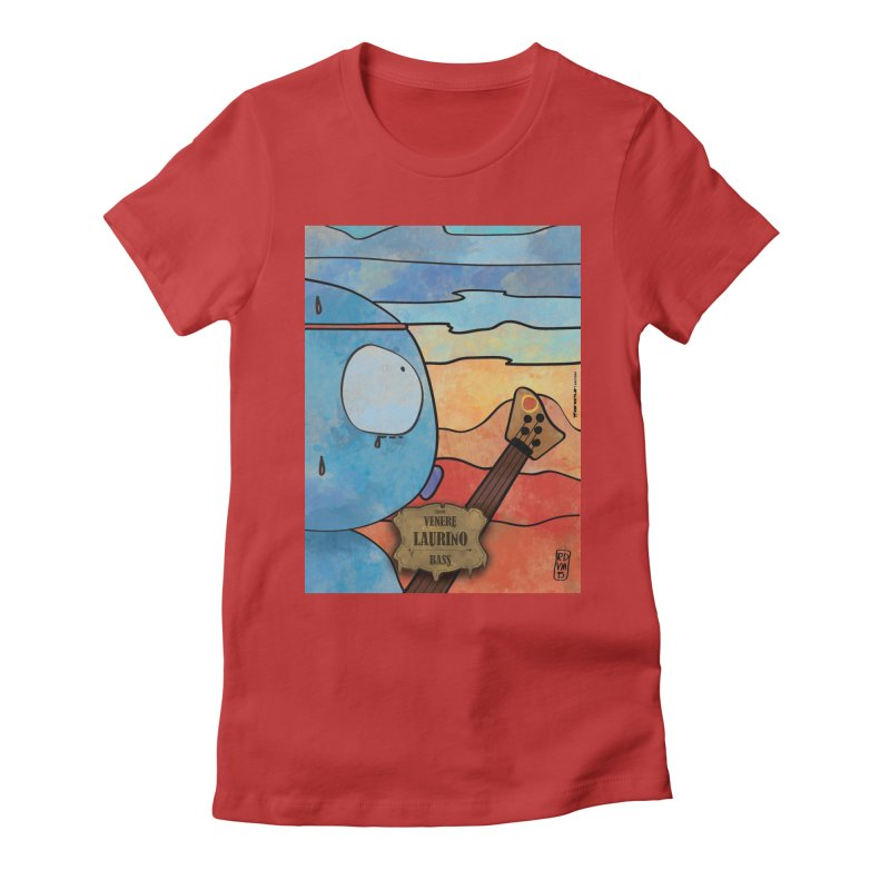 LAURINO_Bass Women's T-Shirt by ZEROSTILE'S ARTIST SHOP