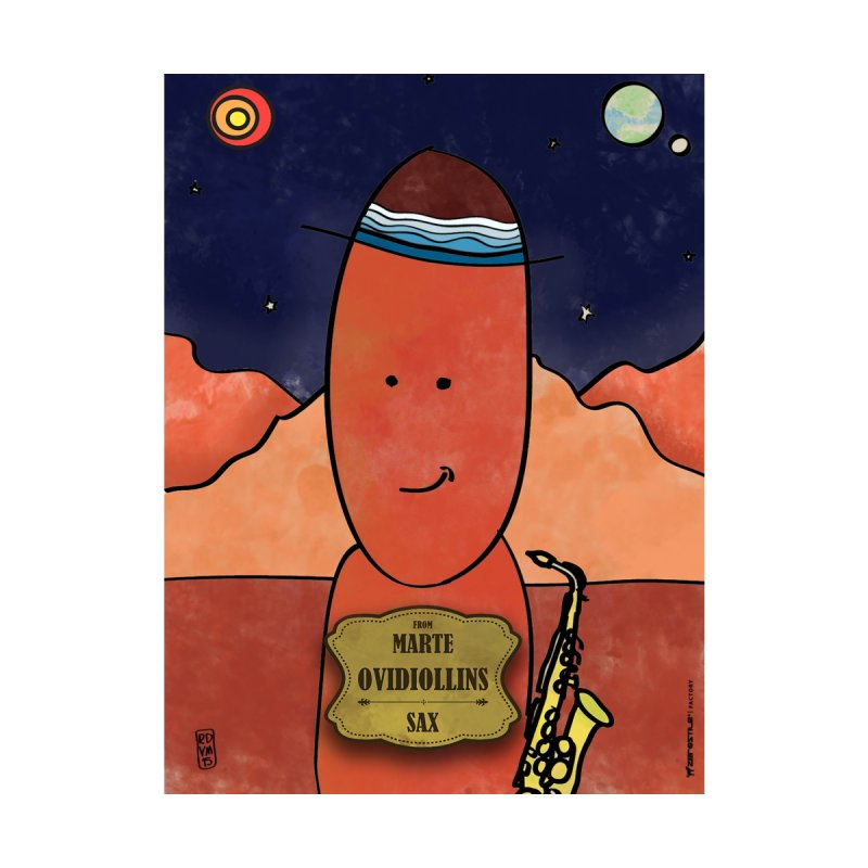 OVIDIOLLINIS_Sax Men's T-Shirt by ZEROSTILE'S ARTIST SHOP