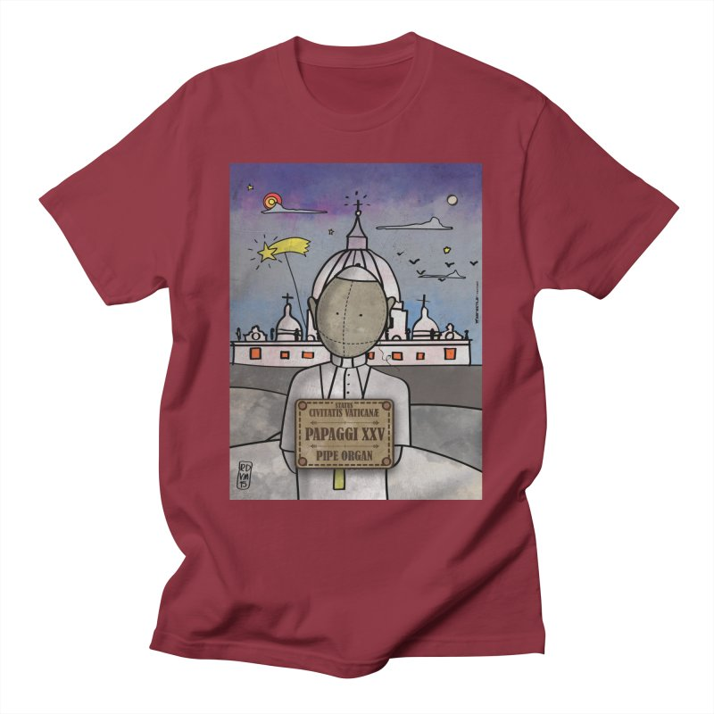 PAPAGGI XXV_Pipe Organ Women's T-Shirt by ZEROSTILE'S ARTIST SHOP