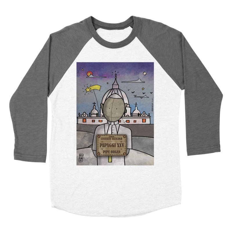 PAPAGGI XXV_Pipe Organ Women's Longsleeve T-Shirt by ZEROSTILE'S ARTIST SHOP