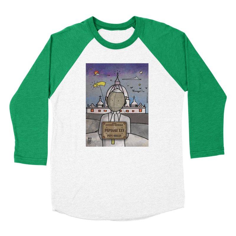 PAPAGGI XXV_Pipe Organ Women's Longsleeve T-Shirt by ZEROSTILE'S ARTIST SHOP